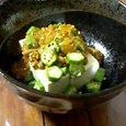ネバネバ豆腐