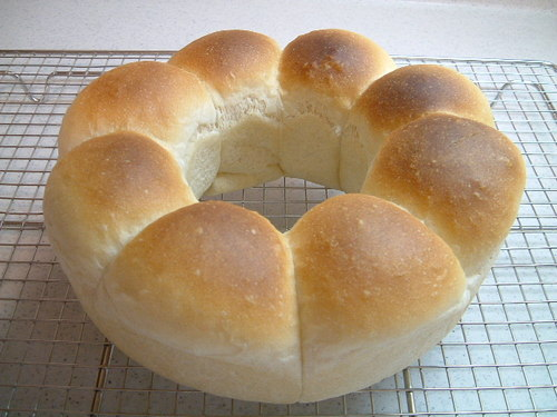 エンゼルちぎりパン