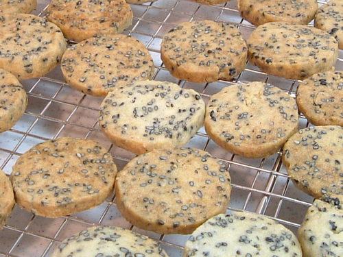 胡麻クッキー
