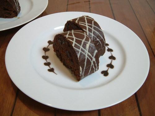 プラムケーキ